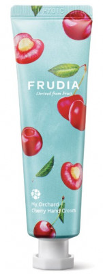 Крем для рук увлажняющий c вишней Frudia My Orchard Cherry Hand Cream 30 г: фото
