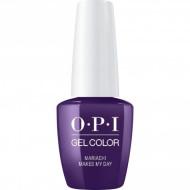 Гель для ногтей OPI GelColor Mariachi Makes My Day GCM93 15 мл: фото