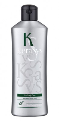 Шампунь для жирной и проблемной кожи головы KeraSys 180 мл: фото