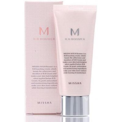 Основа под макияж со светоотражающим эффектом MISSHA M B.B Boomer 20мл: фото