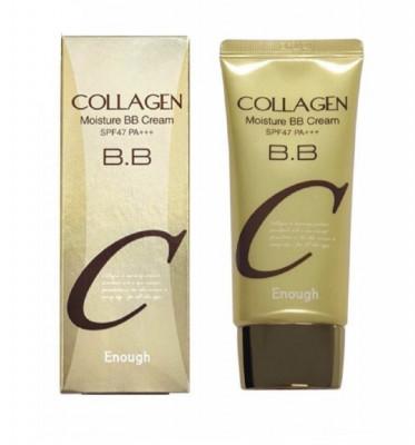 BB-крем Enough Collagen Moisture BB Cream SPF47 PA+++ 50мл: фото