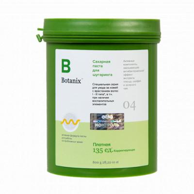 Сахарная паста для шугаринга плотная GloriaBotanix 0,8 кг: фото