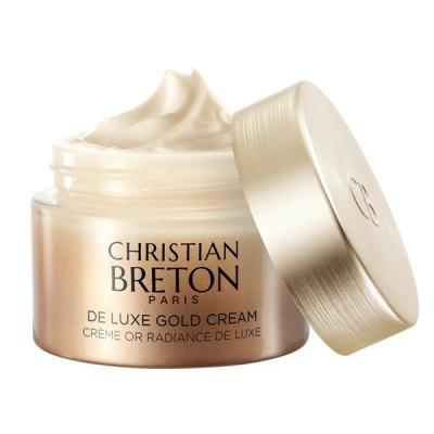 Крем Золотая роскошь для увядающей кожи Christian Breton Age Priority 50мл: фото