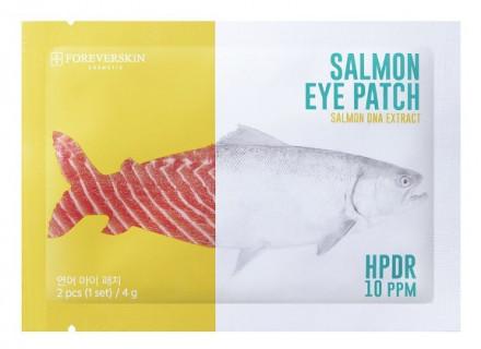 Подтягивающие патчи для глаз FOREVERSKIN Salmon Eye Patch 8 г: фото