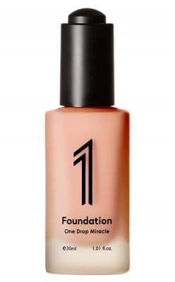 Тональная основа для лица 1 Foundation One Drop Miracle Air Tint оттенок #P23: фото
