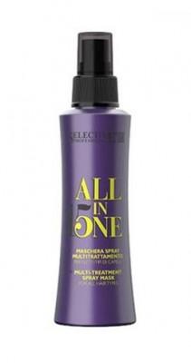 Маска-спрей 15 в 1 для всех типов волос Selective ALL IN ONE 150мл: фото