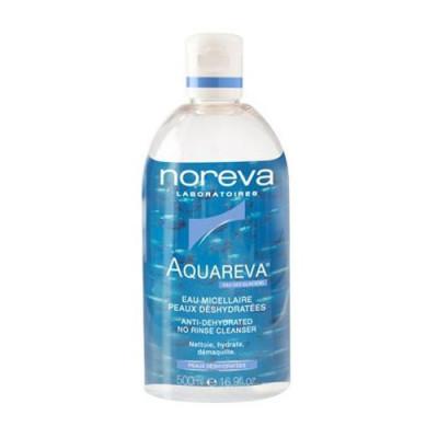 Мицеллярная вода для обезвоженной кожи Noreva Aquareva 500 мл: фото
