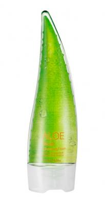 Очищающая пенка Holika Holika Aloe Cleansing Foam 55мл: фото